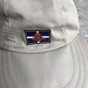 Polo by Ralph Lauren Accessories - Vintage Polo Ralph Lauren Fitted Long Bill Hat